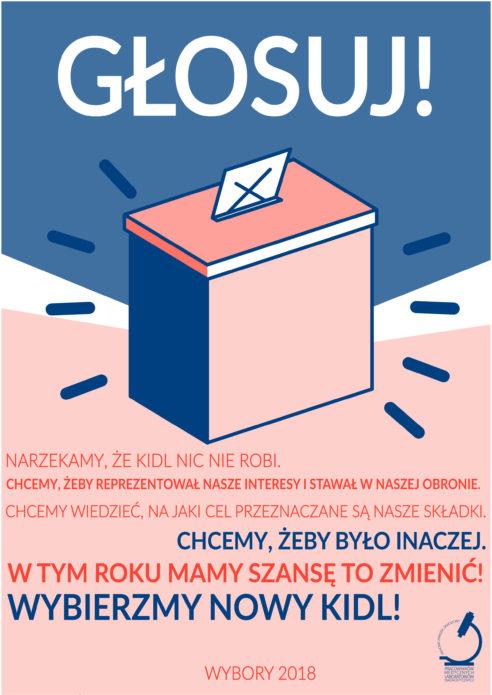 Wybory KIDL – zgłaszanie kandydatów na delegatów