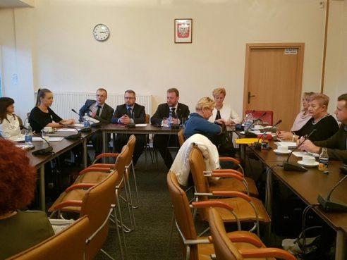 2018.11.14 Jesień pod Ministerstwem Zdrowia – EFEKTY NEGOCJACJI z Ministrem Zdrowia