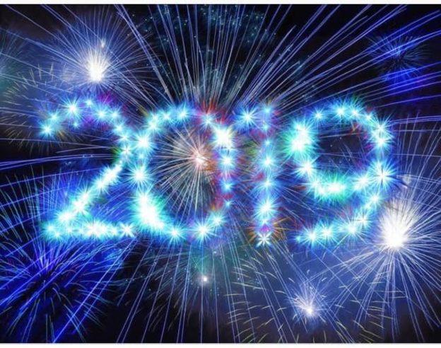 2019-01-01 Najlepsze życzenia noworoczne!