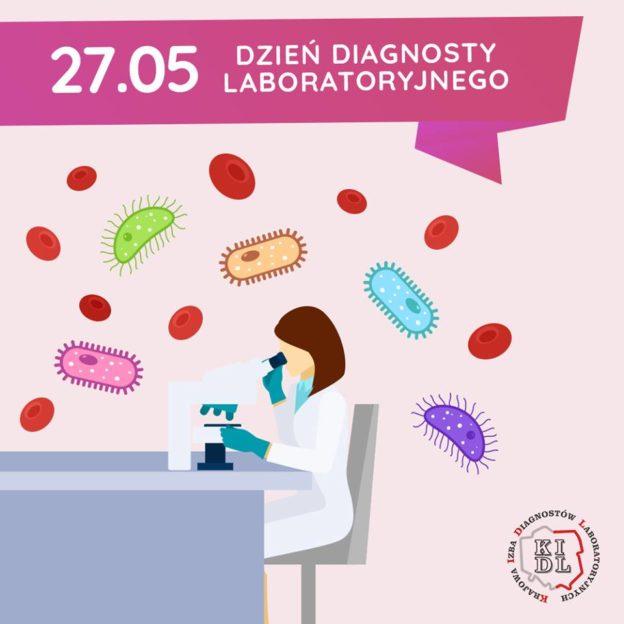 2019-05-27 DZIEŃ DIAGNOSTY LABORATORYJNEGO