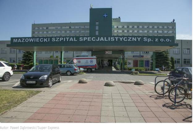 Śmierć pierwszego pracownika medycznego z powodu COVID-19 w Polsce
