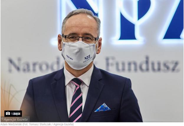 Adam Niedzielski nowym Ministrem Zdrowia