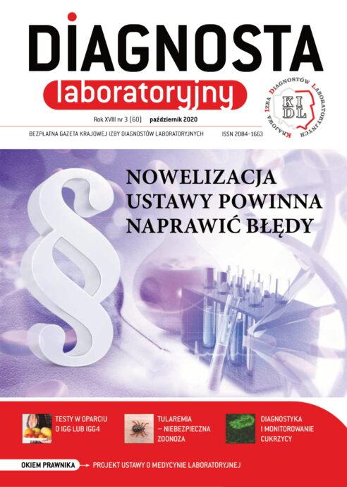 Uwagi Zarządu KZZPMLD do projektu nowelizacji Ustawy o medycynie laboratoryjnej