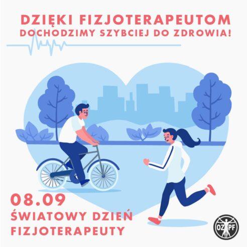 8 września – Dzień Fizjoterapeuty