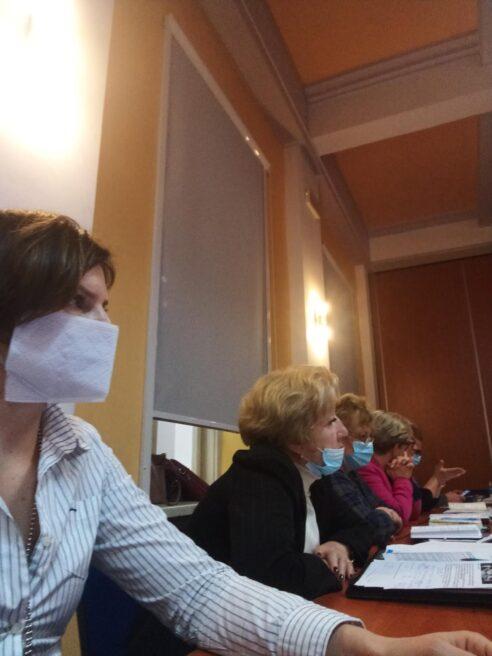 26.02.2021 kolejne posiedzenie Trójstronnego Zespołu ds. Ochrony Zdrowia w Ministerstwie Zdrowia
