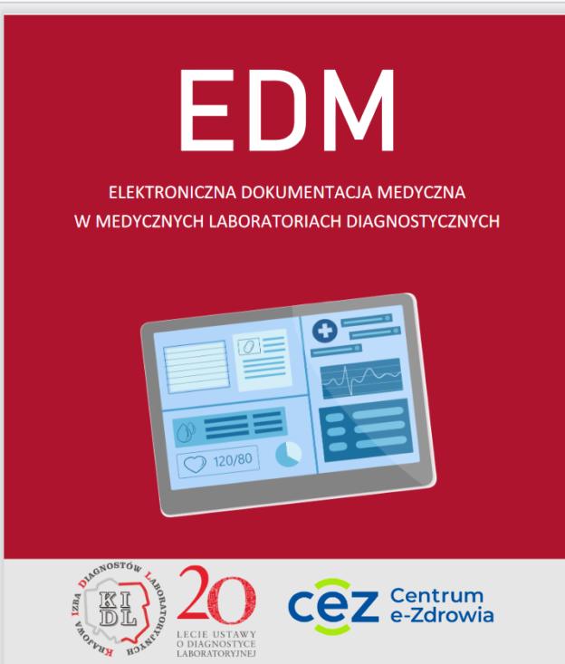 Elektroniczna dokumentacja medyczna – kompendium wiedzy od KIDL i CEZ