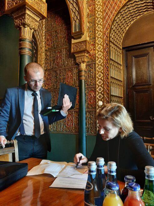 Spotkanie KZZPMLD z Ministrem Zdrowia
