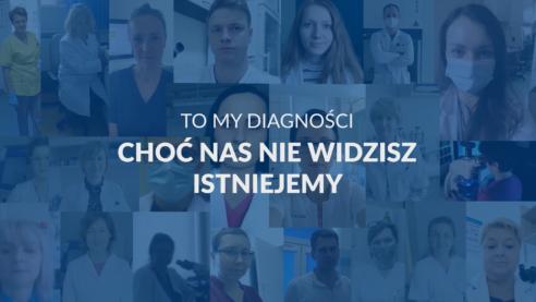 Diagności laboratoryjni – choć nas nie widzisz, istniejemy!